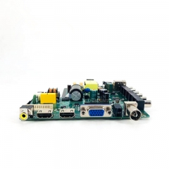 Universal digital LED TV motherboard